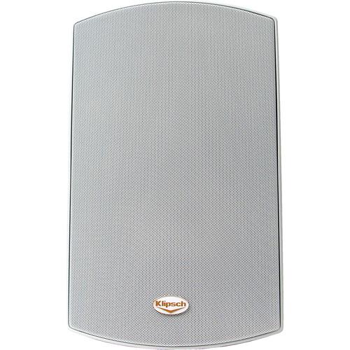 Klipsch AW-650 All-Weather Outdoor Speaker (Pair, White)