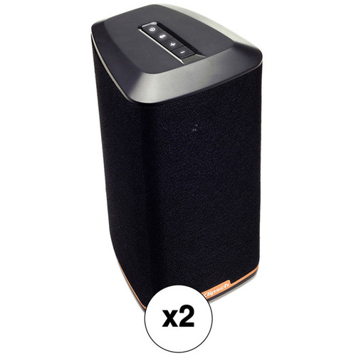 Klipsch Reference RW-1 Wireless Speaker Pair Kit (Black)
