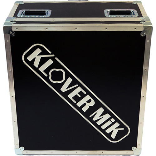 Klover Road Case for Four KM-26 Parabolic Microphones