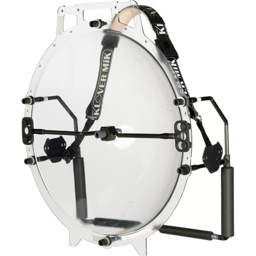 """Klover MiK 26"""" Parabolic Collector for Omnidirectional Microphones"""