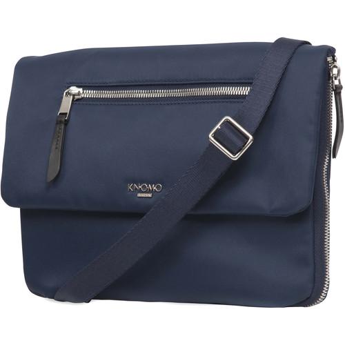 "KNOMO USA Elektronista Digital Cross-Body/Clutch Bag for 10"" Tablet (Navy)"