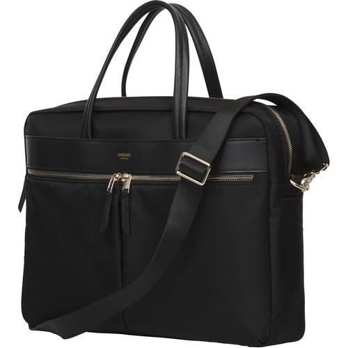 "KNOMO USA 15"" Hanover Laptop Bag (Black)"