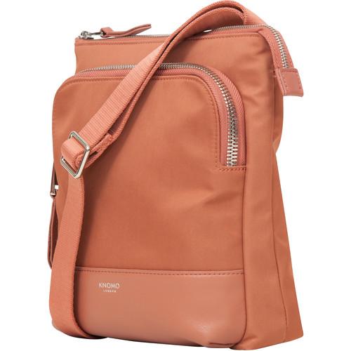 "KNOMO USA 10"" Carrington Mini Cross-Body Bag (Vintage Rose)"