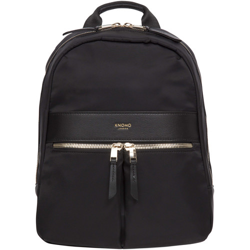 "KNOMO USA 10"" Mini Beauchamp Backpack (Black)"