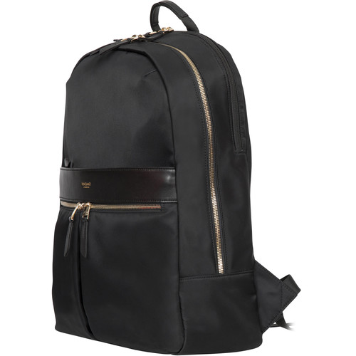 "KNOMO USA 15"" Beaufort Laptop Backpack (Black)"