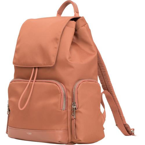 """KNOMO USA 15"""" Clifford Laptop Backpack (Vintage Rose)"""