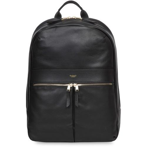"KNOMO USA 14"" Beaux Laptop Backpack (Black)"