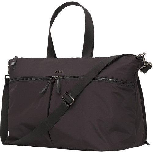 "KNOMO USA Antwerp Mini Cross-Body Bag 10"" (Black)"