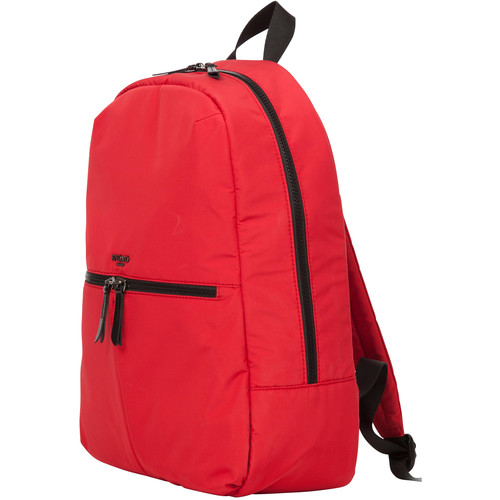 """KNOMO USA 15"""" Berlin Laptop Backpack (Red)"""