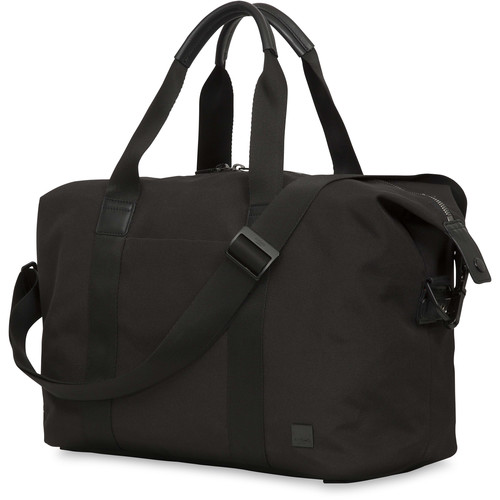 "KNOMO USA Munich Duffle Weekender for 15"" Laptop (Charcoal)"