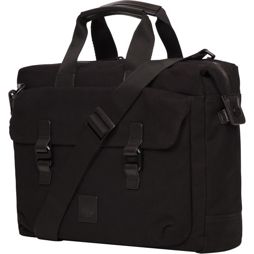 "KNOMO USA 15"" Tournay Laptop Briefcase (Black)"