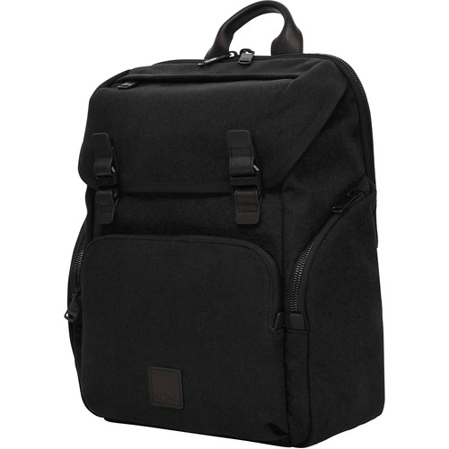 """KNOMO USA 15"""" #Livefree Laptop Backpack (Black)"""