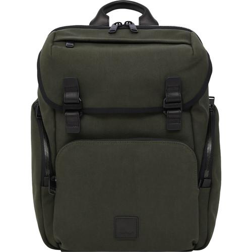 "KNOMO USA 15"" Thurloe Backpack (20.4L, Green)"