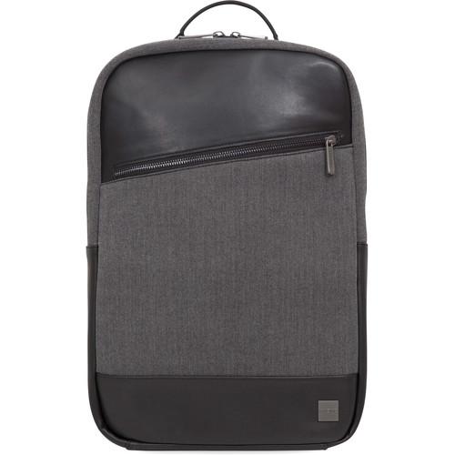 "KNOMO USA 15.6"" Southampton Laptop Backpack (Grey)"