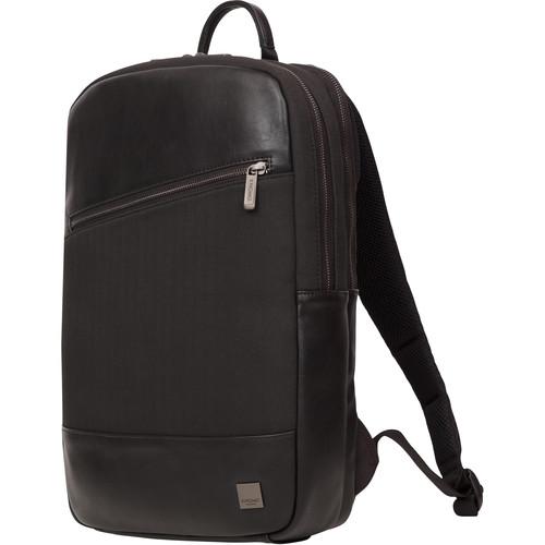 "KNOMO USA 15.6"" Southampton Laptop Backpack (Black)"