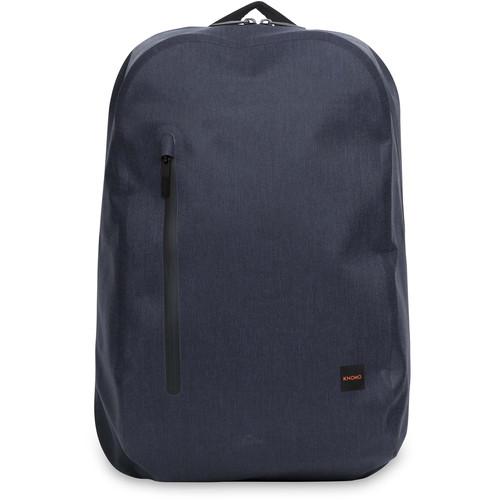 "KNOMO USA 14"" Harpsden Water-Resistant Laptop Backpack (Blue)"