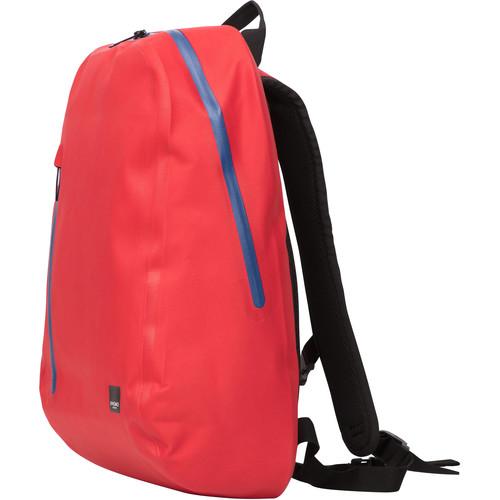 "KNOMO USA 14"" Harpsden Water-Resistant Laptop Backpack (Red)"