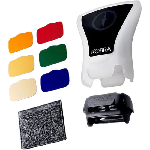 Kobra Full System with Flash Modifier and Gel Filters