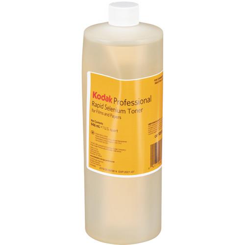 Kodak Professional Rapid Selenium Toner (32 oz, 2019 Version)