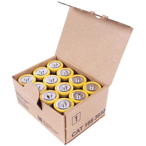 Kodak Max Alkaline C Battery (12-Pack)