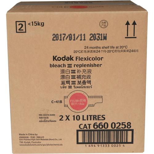 Kodak Flexicolor Bleach III Replenisher