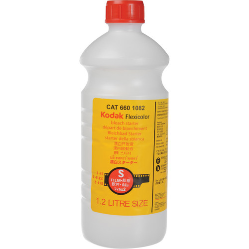 Kodak 6601082 FLEXICOLOR Bleach Starter (Pack of 4)