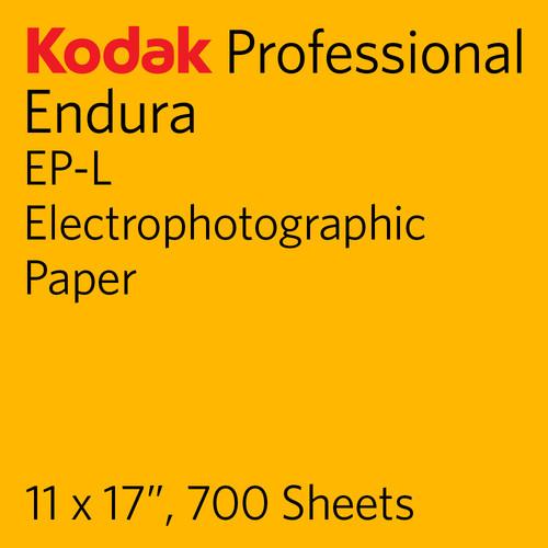 "Kodak PROFESSIONAL ENDURA EP-L Electrophotographic Paper (11 x 17"", 700 Sheets)"