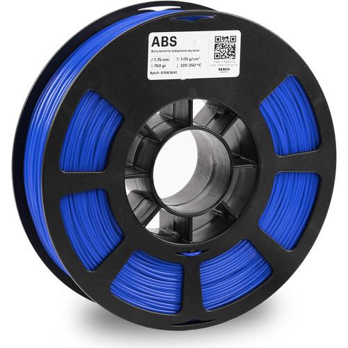 Kodak 1.75mm ABS Filament (750g, Blue)
