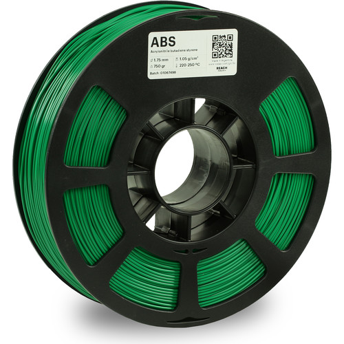 Kodak ABS Filament 1.75mm (Green)