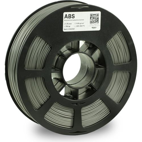 Kodak 1.75mm ABS Filament (750g, Gray)