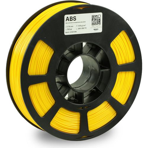 Kodak 1.75mm ABS Filament (750g, Light Yellow)