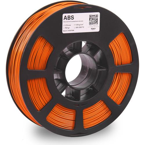 Kodak 1.75mm ABS Filament (750g, Orange)