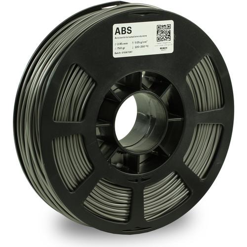Kodak 2.85mm ABS Filament (750g, Gray)