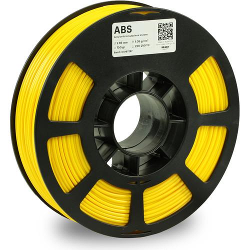 Kodak 2.85mm ABS Filament (750g, Light Yellow)