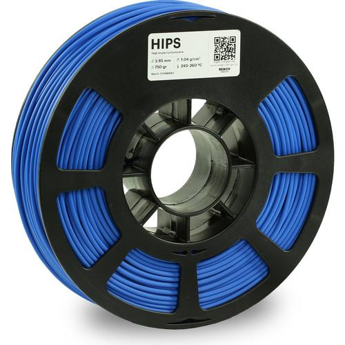 Kodak 2.85mm HIPS Filament (750g, Blue)