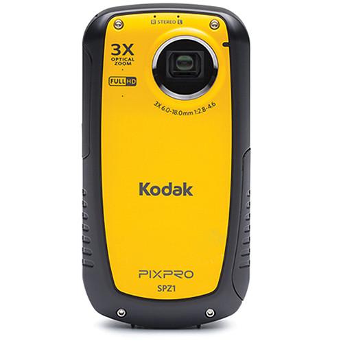 Kodak PIXPRO SPZ1 Waterproof Digital Camcorder