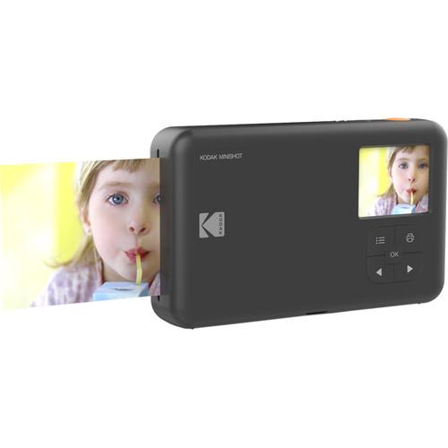 Kodak MiniShot Instant Digital Camera (Black)
