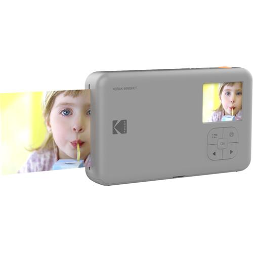 Kodak MiniShot Instant Digital Camera (White)