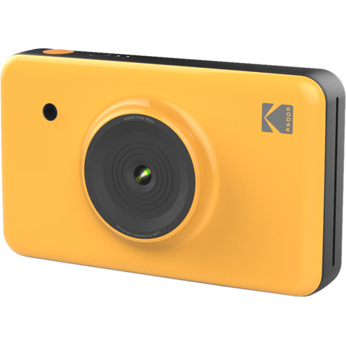 Kodak MiniShot Instant Digital Camera (Yellow)