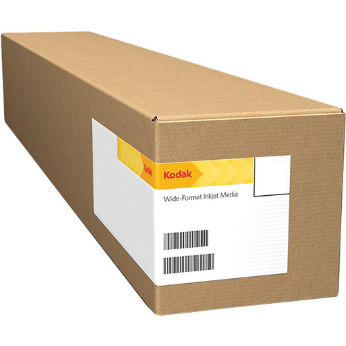 "Kodak Premium Satin Solvent Photo Paper (54"" x 100' Roll)"