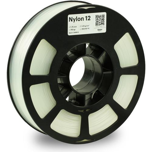 Kodak 1.75mm Nylon 12 Filament (750g, Natural)