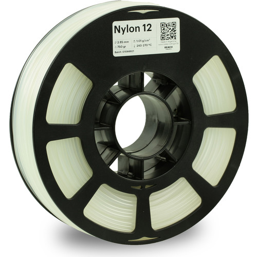 Kodak 2.85mm Nylon 12 Filament (750g, Natural)