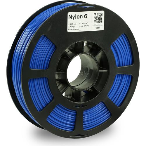 Kodak 2.85mm Nylon 6 Filament (750g, Blue)