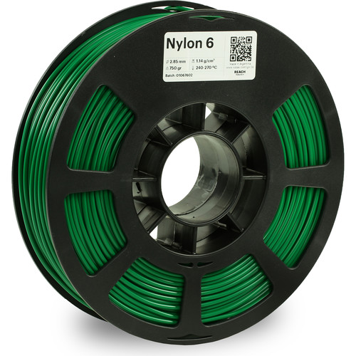 Kodak Nylon 6 Filament 2.85mm (Green)