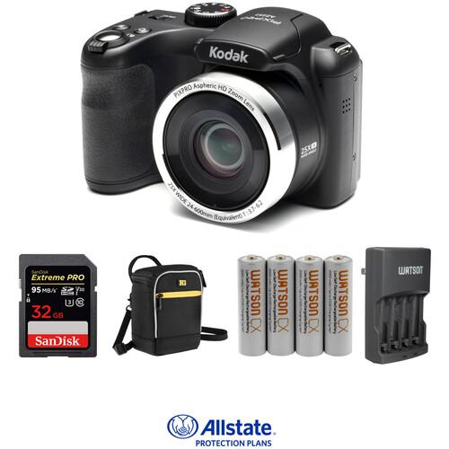 Kodak PIXPRO AZ252 Digital Camera Deluxe Kit