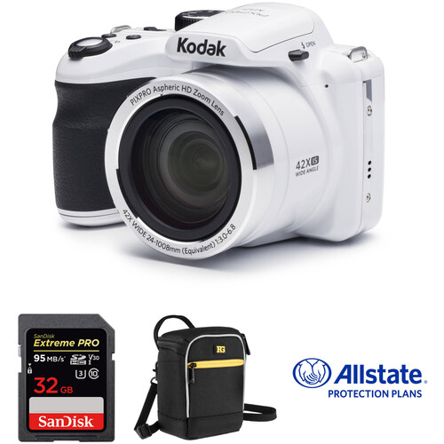 Kodak PIXPRO AZ421 Digital Camera Deluxe Kit