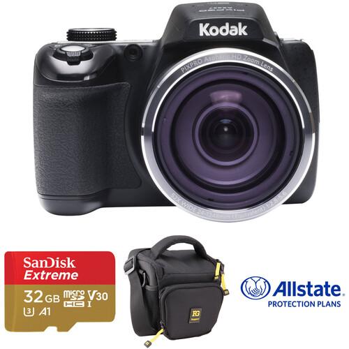 Kodak PIXPRO AZ527 Digital Camera Deluxe Kit