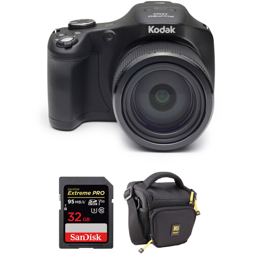 Kodak PIXPRO AZ652 Digital Camera Basic Kit