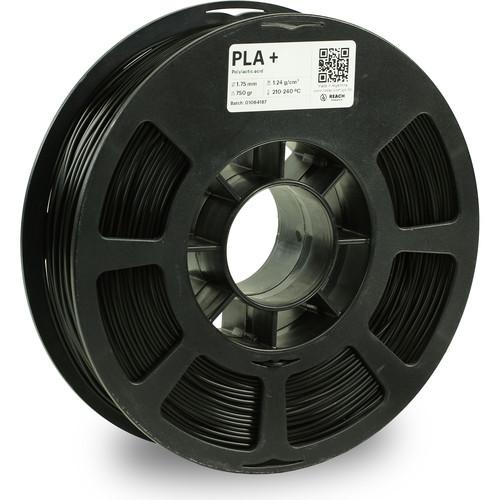Kodak 1.75mm PLA+ Filament (750g, Black)