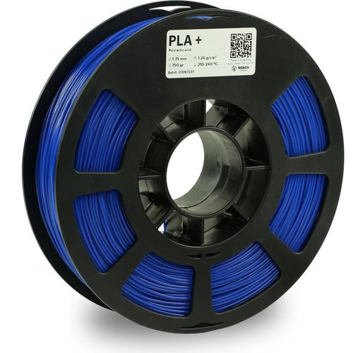 Kodak 1.75mm PLA+ Filament (750g, Blue)